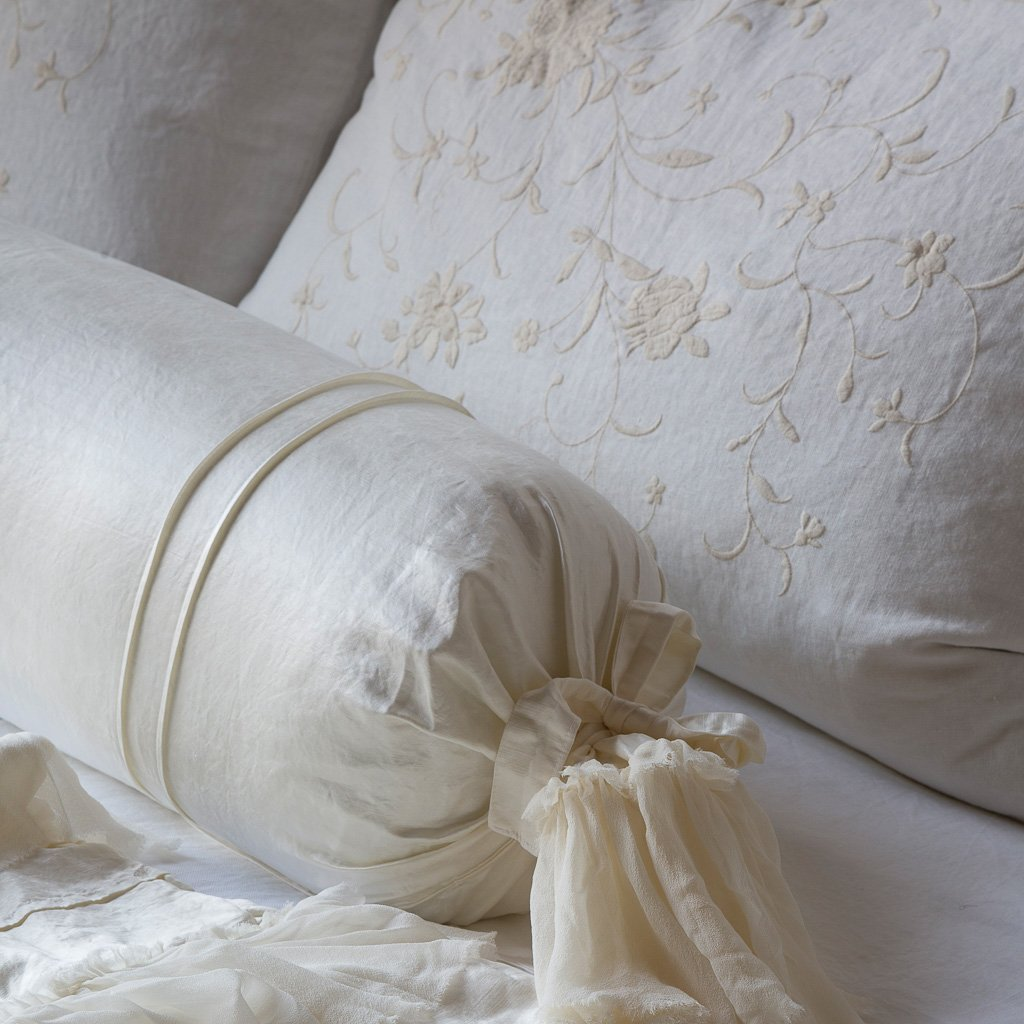 Bella Notte Seville Embroidered Pillow Shams By Bella