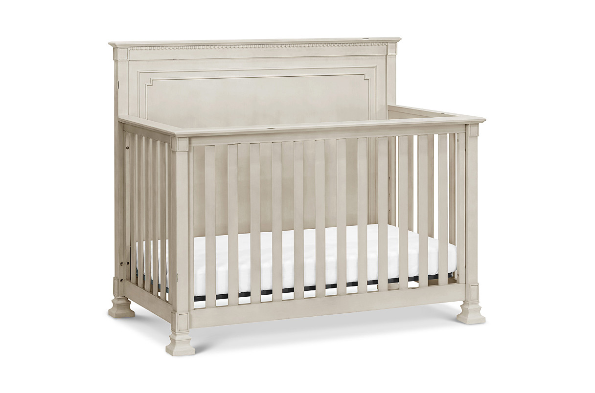 Nelson 4 In 1 Convertible Crib With Toddler Bed Conversion