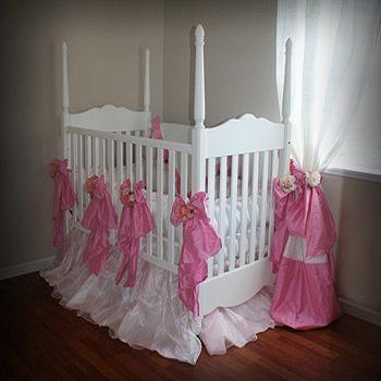 Nicolette Crib Linens By Olena Boyko