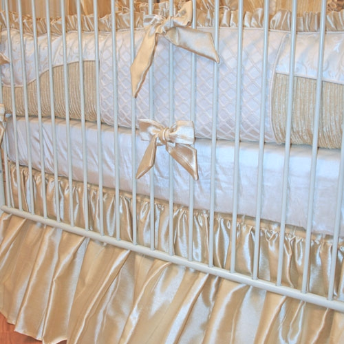 Royal Palace Crib Baby Bedding By Little Bunny Blue
