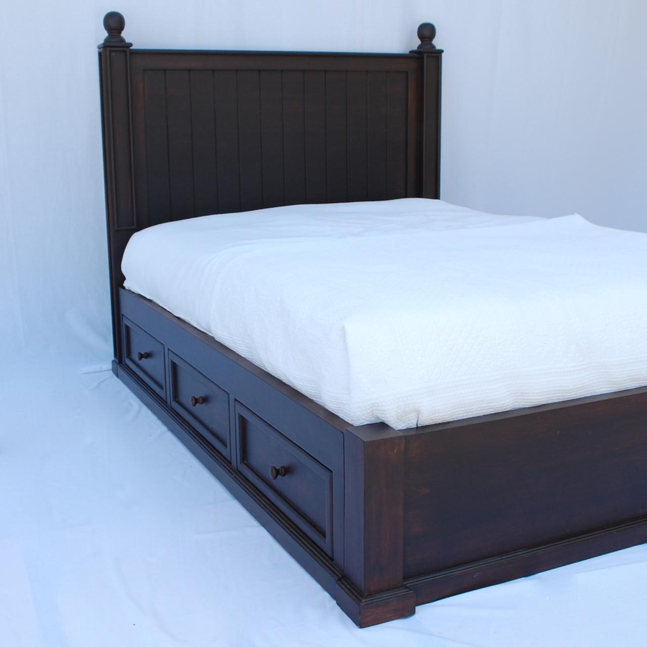 beadboard bedroom furniture. Beadboard Platform Bed. By English Farmhouse Furniture Bedroom E