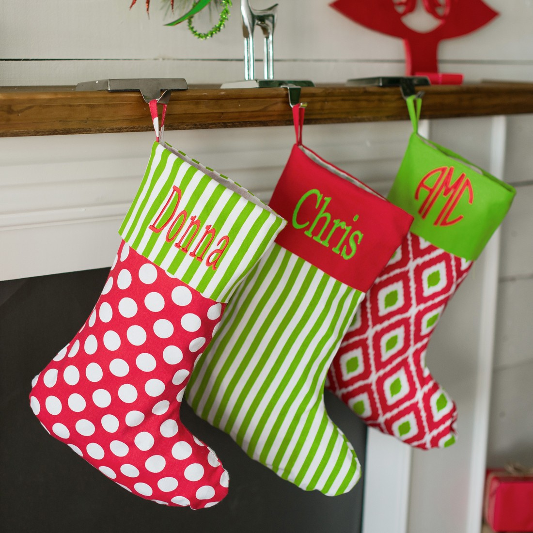 christmas stockings by monogram boutique - Christmas Stockings Wholesale