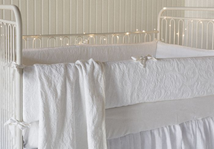 Adele Baby Bedding By Bella Notte Linens