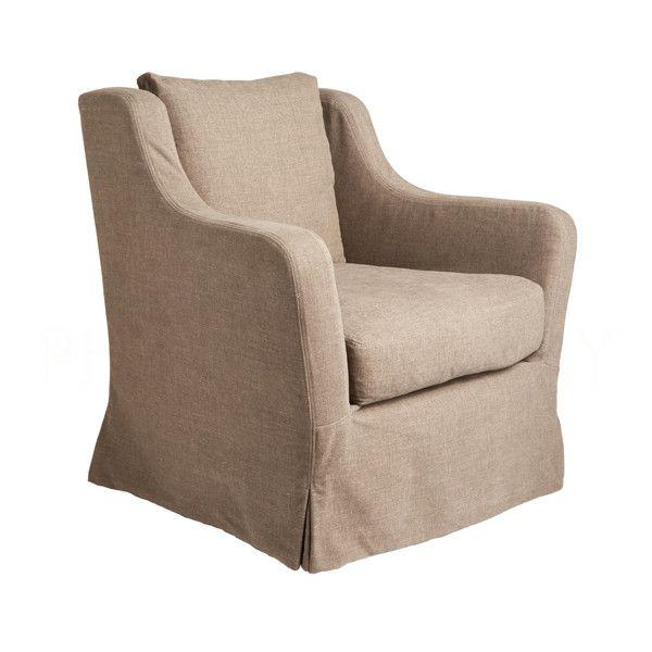 Matthew Swivel Chair by Aidan Gray