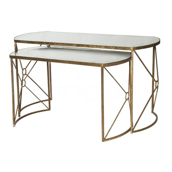 Viceroy Nested Coffee Tables Set by Aidan Gray