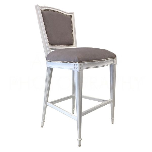 Arch Back Counter Stool by Aidan Gray