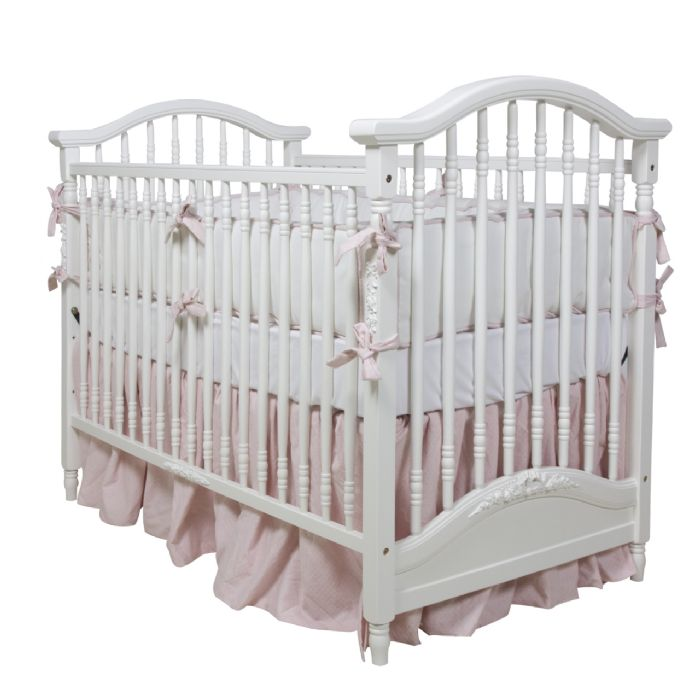 Anabelle Crib by AFK Art For Kids