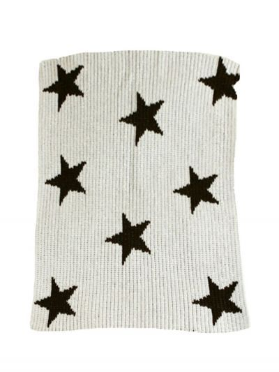 Floating Stars Blanket - Non Personalized by Butterscotch Blankees