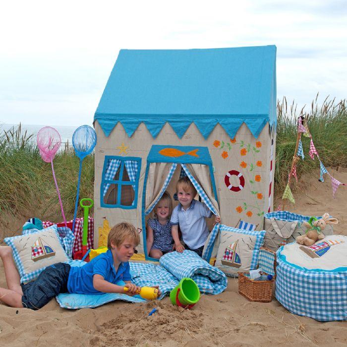 Beach House Playhouse by Win Green