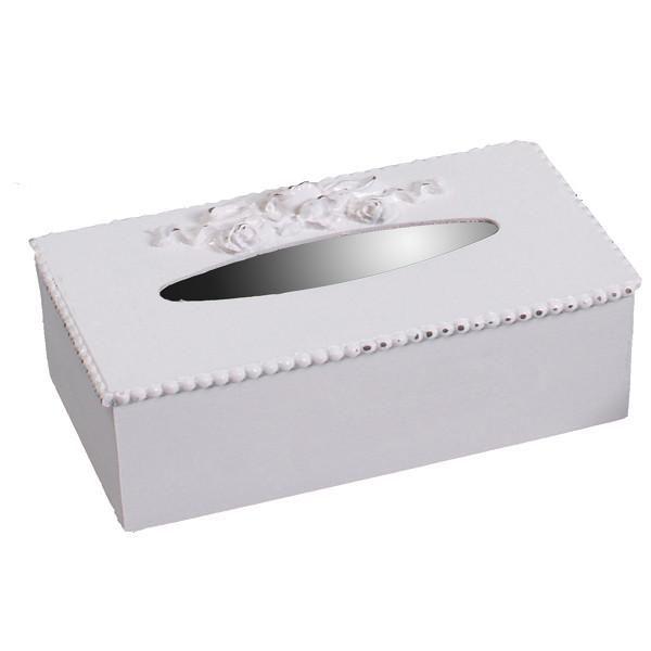 Bella Sea Star Tissue Box by Charn & Company