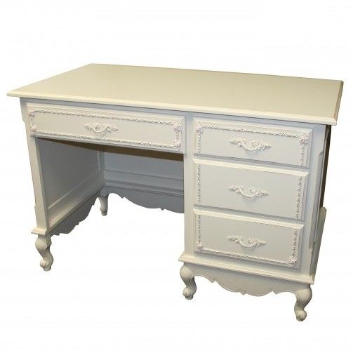Country French Desk by Country Cottage
