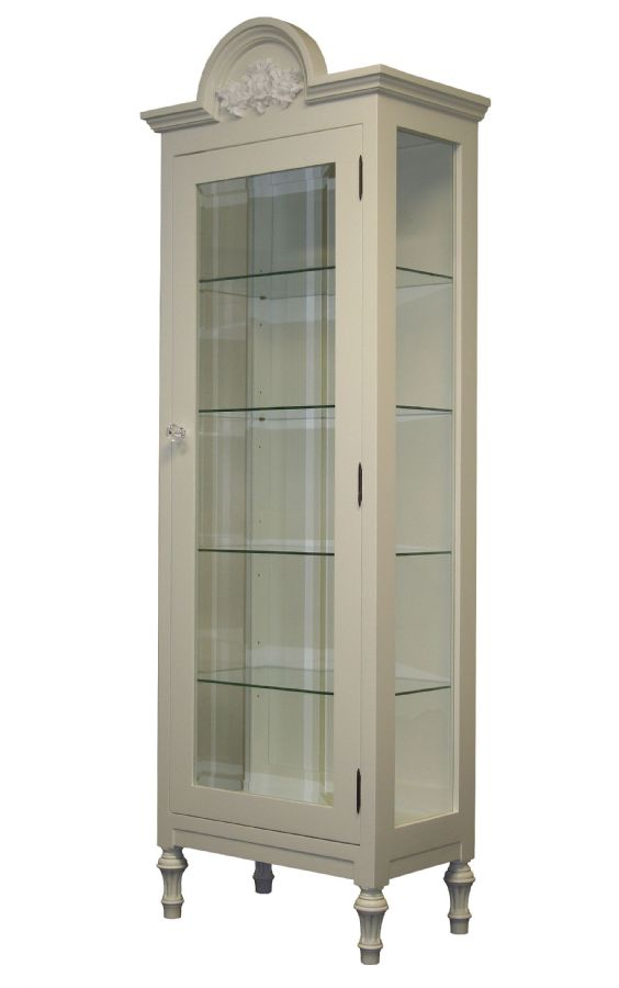 Belle Display Cabinet by Country Cottage