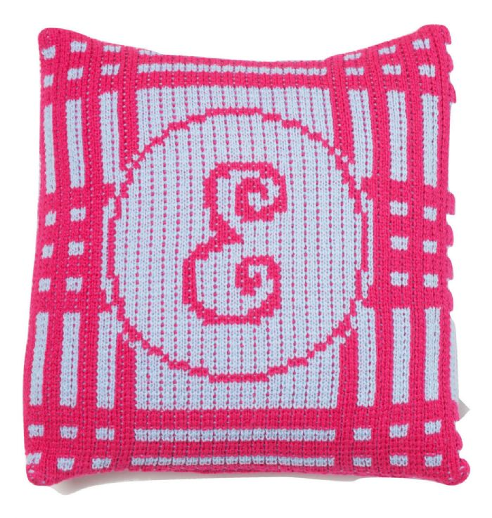 Crazy for Plaid Pillow by Butterscotch Blankees