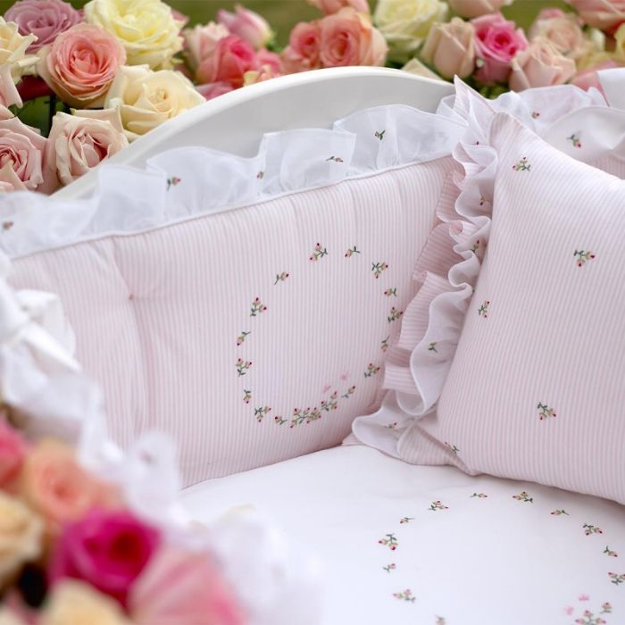 Rosebud Baby Bedding by Gordonsbury