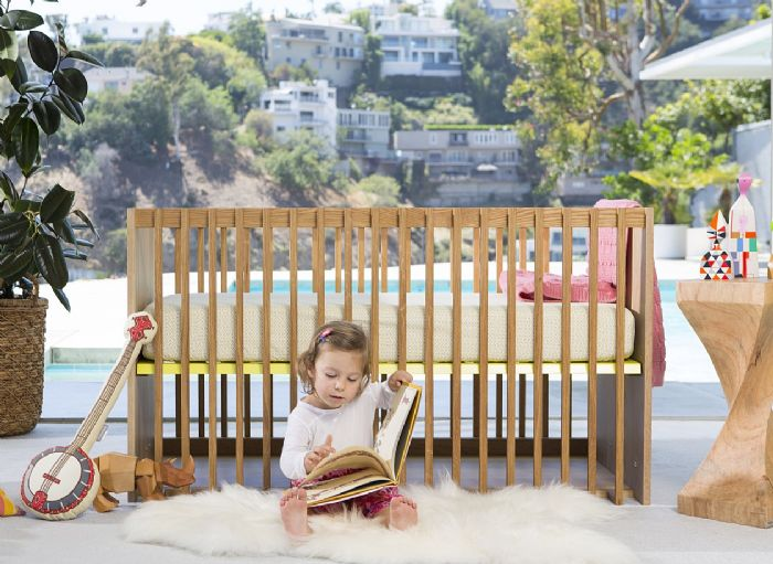 Highlight Crib - Convertible by Nursery Works