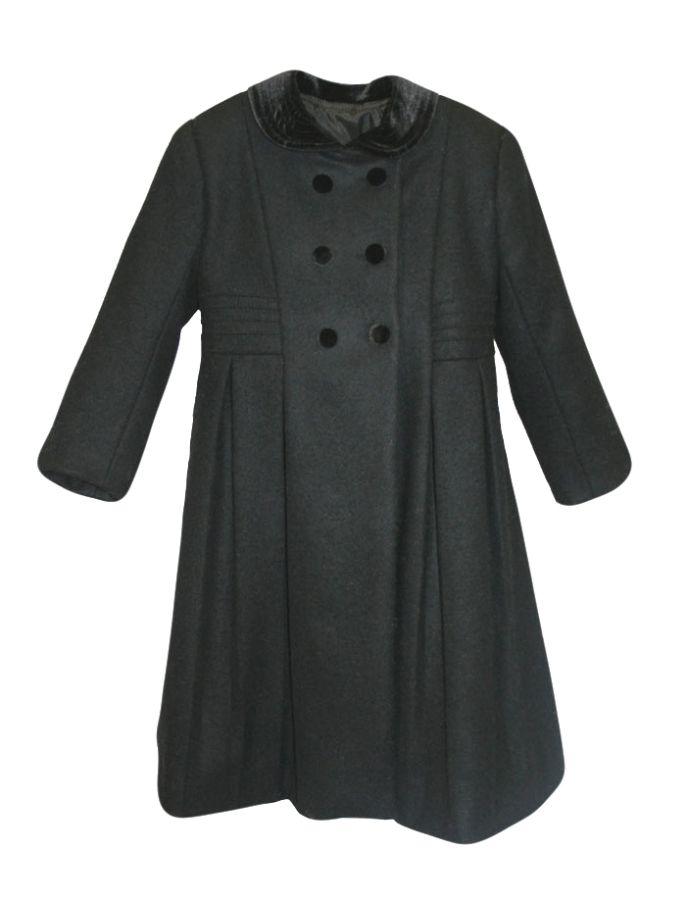 London Coat by Isabel Garreton