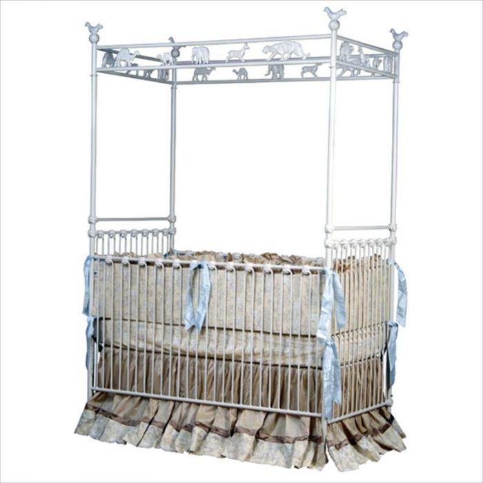Animal Crackers Crib by Corsican