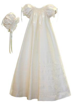 3d56e9631 Garland Christening Gown