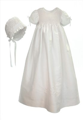 712f0bf65 Pearls Christening Gown