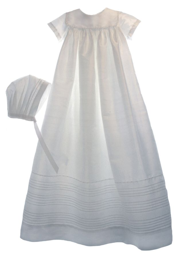 Traditional Christening Gown by Isabel Garreton