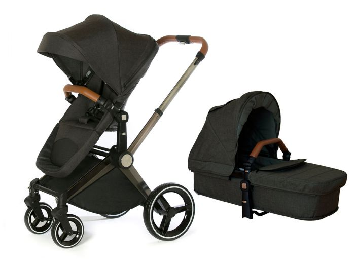 Kangaroo Stroller in Charcoal by Venice Child
