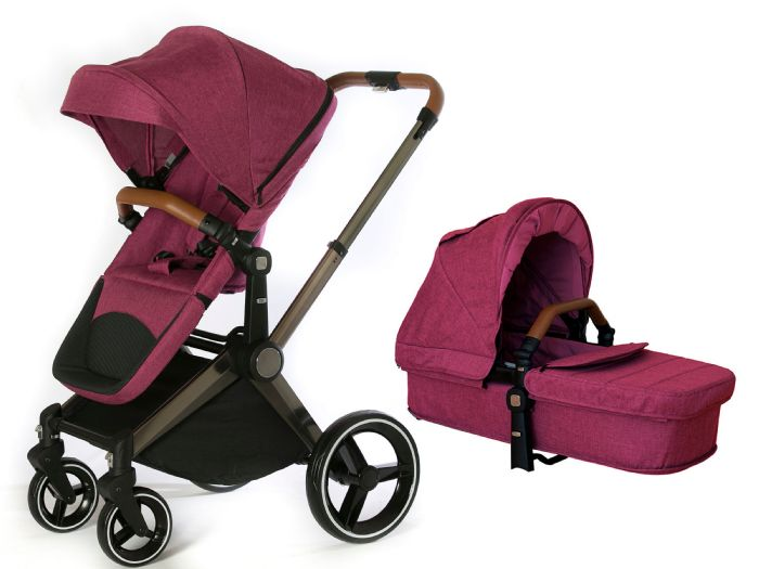 Kangaroo Stroller in Radiant Orchid by Venice Child