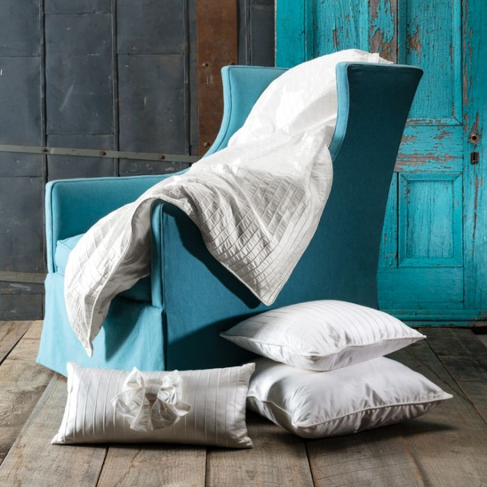 Bronte Douillette and Pillow Collection by Lulla Smith