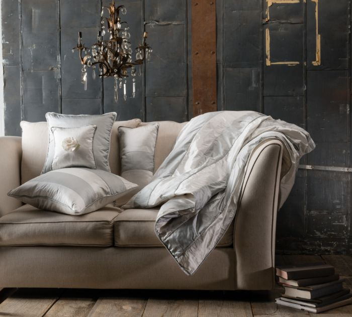 Keats Douillette and Pillow Collection by Lulla Smith
