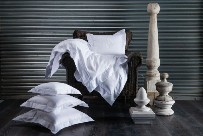 Steinbeck Douillette and Pillow Collection by Lulla Smith