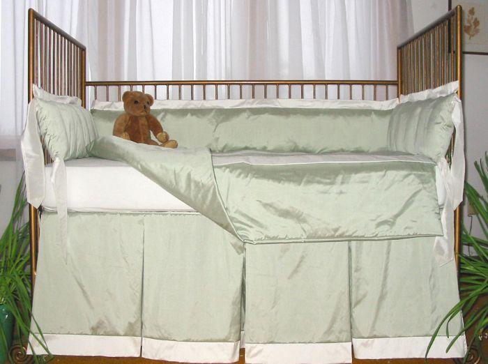 Capri Crib Baby Bedding by Lulla Smith