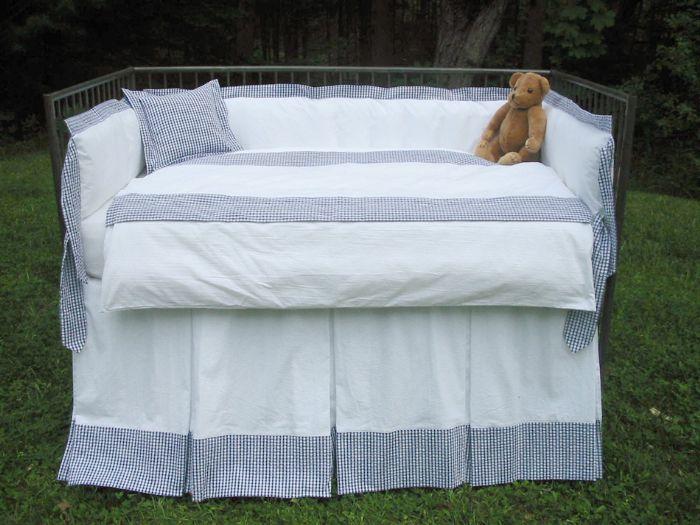 Charleston Crib Baby Bedding by Lulla Smith