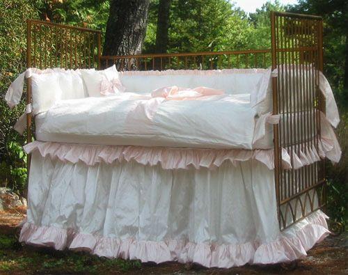 Pretty Baby Crib Baby Bedding by Lulla Smith