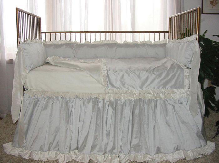 Vienna Crib Baby Bedding by Lulla Smith