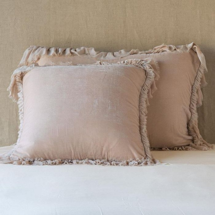 Bella Notte Linens Loulah Pillow Shams by Bella Notte Linens