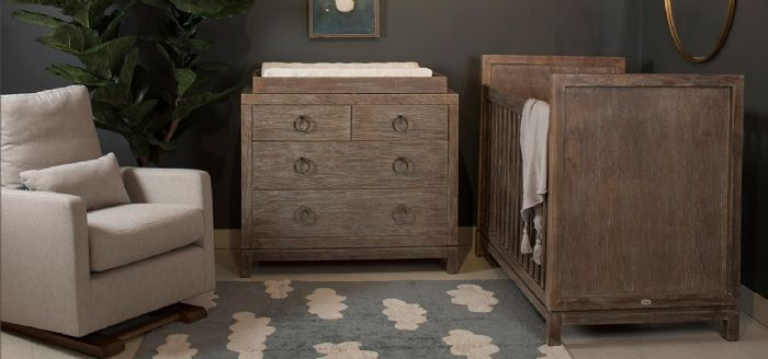 Artisan Nursery Room Inspiration in Neutral by Newport Cottages