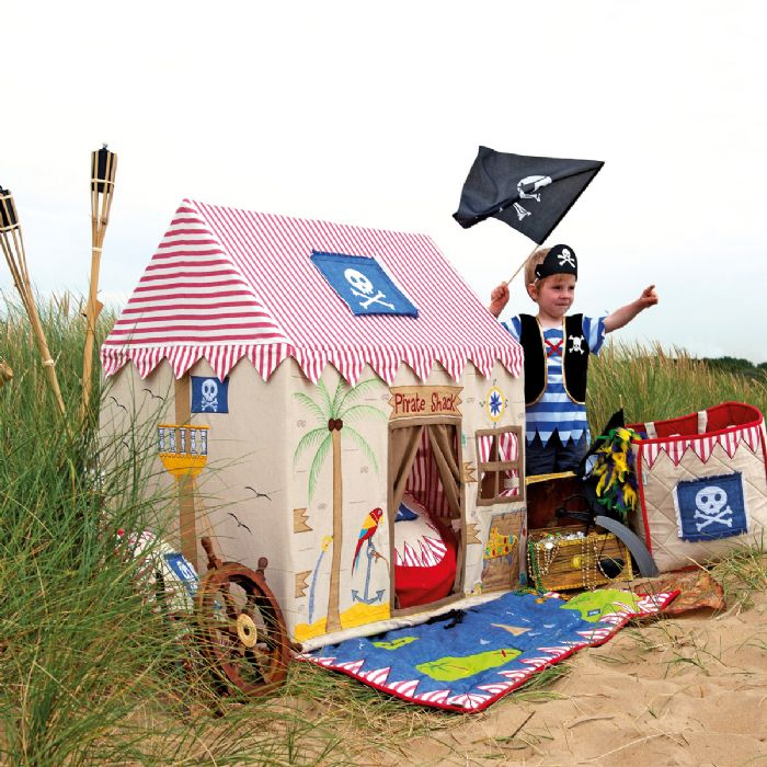 Pirate Shack Playhouse by Win Green