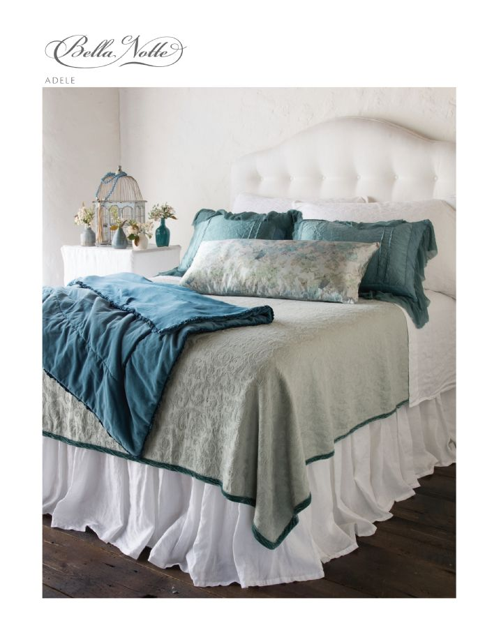 Quick Ship in ADELE Bella Notte Linens Bedding by Bella Notte Linens