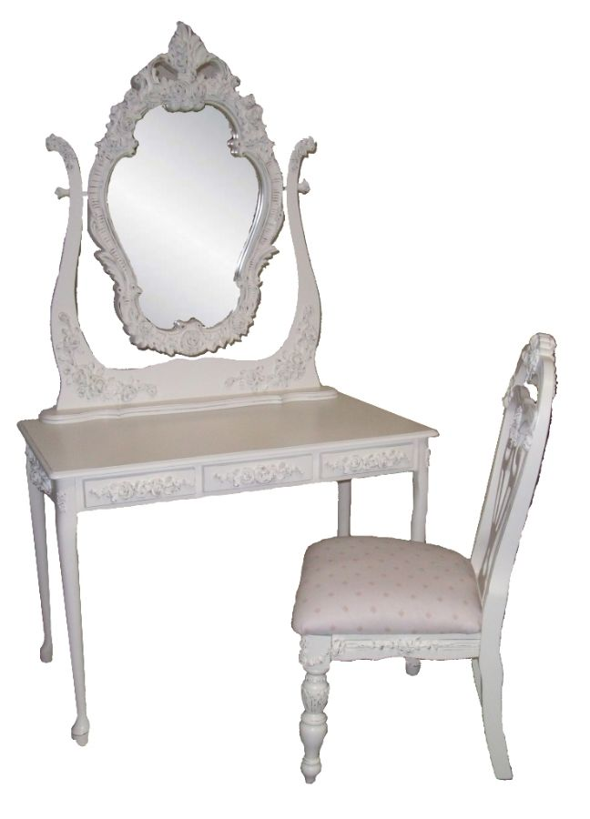 Angelina Petite Paris Vanity by Villa Bella