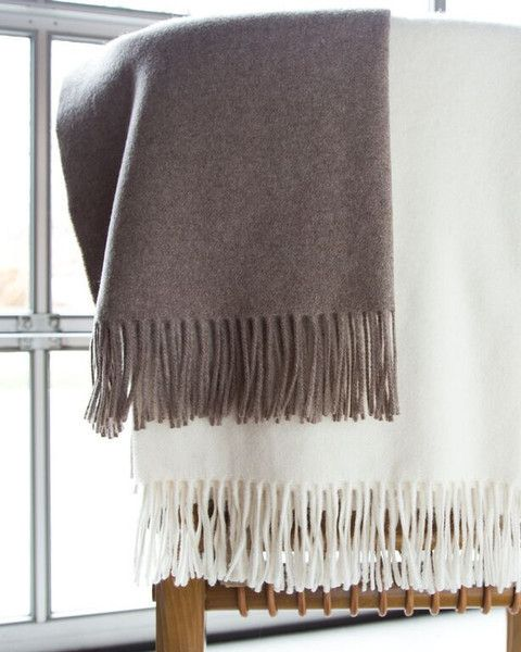Cashmere Throw by ASI