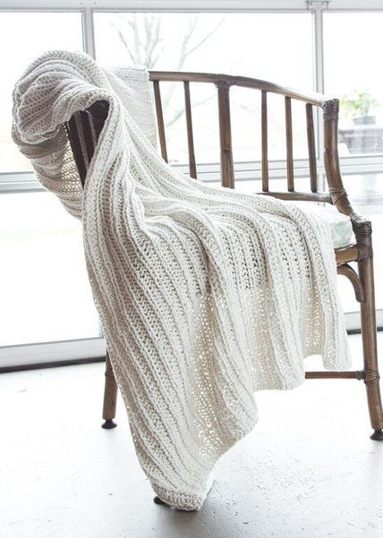 Cotton Chunky Blanket by ASI