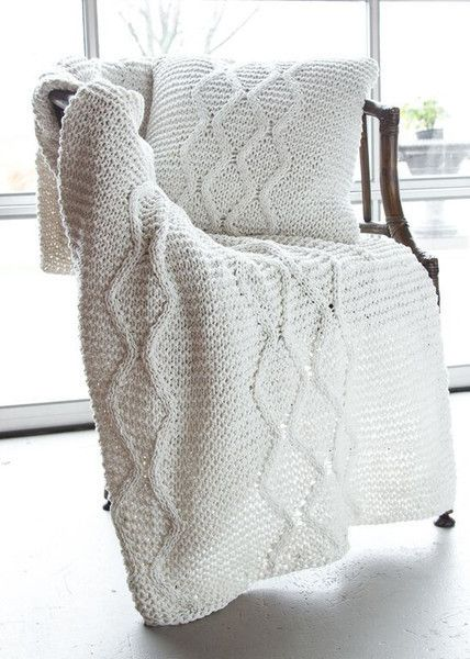 Chunky Cotton Blanket by ASI