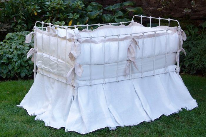 Avignon Crib Baby Bedding by Lulla Smith