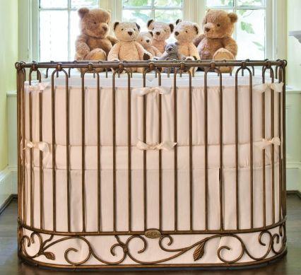Bratt Decor Venetian Crib Conversion Kit  from www.bibismv.com
