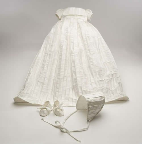 Florence Christening Gown by Lulla Smith