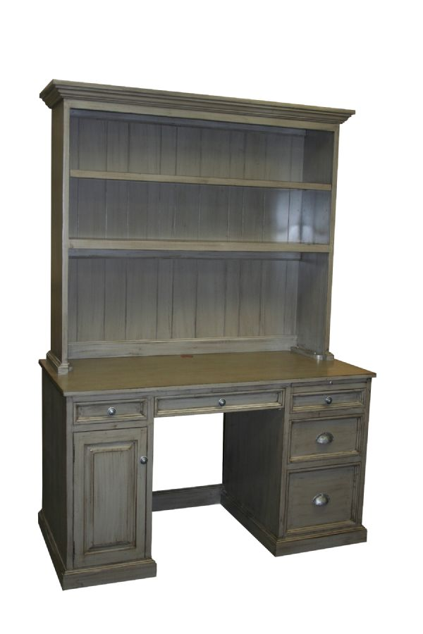 Laguna Desk and Hutch by Country Cottage