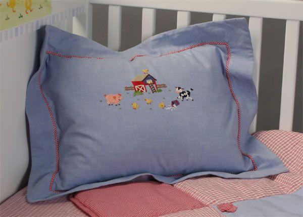 Little Barn Baby Bedding by Gordonsbury