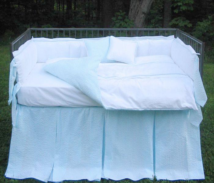 Cape Cod Crib Baby Bedding by Lulla Smith