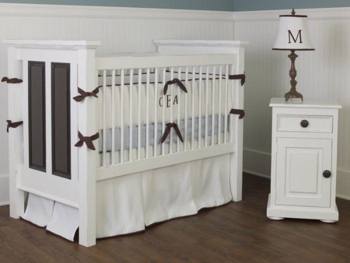 Rickie Crib Baby Bedding by Maddie Boo