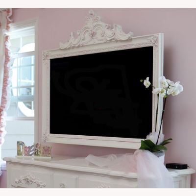 Decor Flat Screen Tv Frame