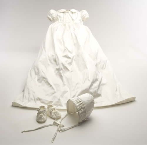 Versailles Christening Gown by Lulla Smith